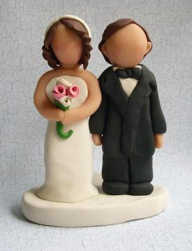 Portfolio image for Ginger Babies Cake Toppers