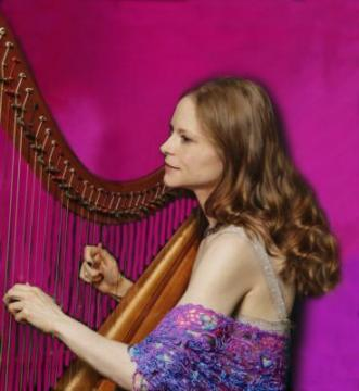 Portfolio image for Erin Hill & Her Psychedelic Harp