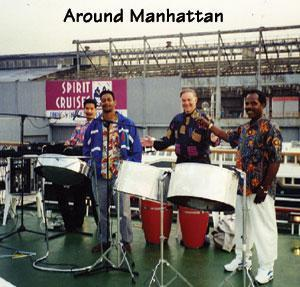 Portfolio image for New York City Steel Band