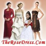 Portfolio image for TheRoseDress.Com Dresses