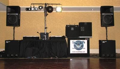 Portfolio image for Stealth Dj's Mobile Disc Jockey Service