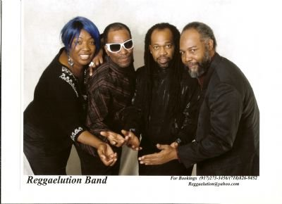 Portfolio image for Reggaelution Band