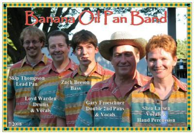 Portfolio image for Banana Oil Pan Band
