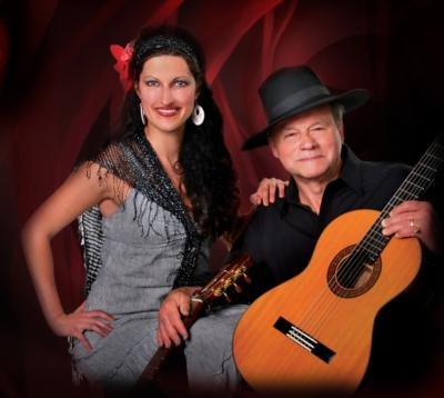 Portfolio image for Jim & Sylvia Guitar Duo