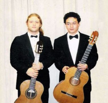 Portfolio image for Aki and Mike Classical Guitar Duo
