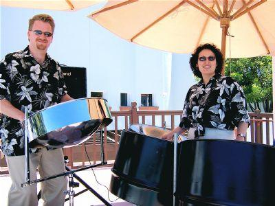 Portfolio image for Island Hoppin' Steel Drum Band