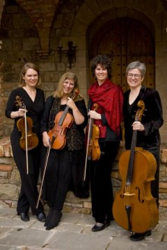 Portfolio image for Eloquence String Quartet and Trio