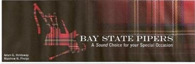 Portfolio image for Bay State Pipers