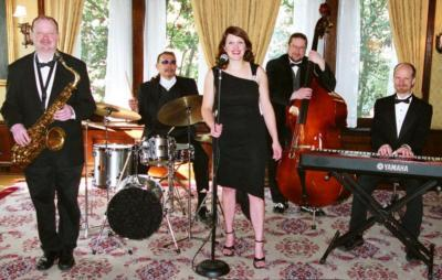 Portfolio image for Cheryl Serio & The Westside 5