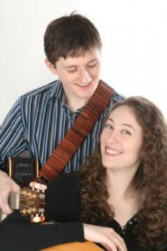 Portfolio image for Dustin and Adrienne: Acoustic Duet