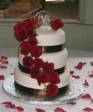 Unique Cakes By Regina On OneWed - Wedding Cakes Arlington Tx
