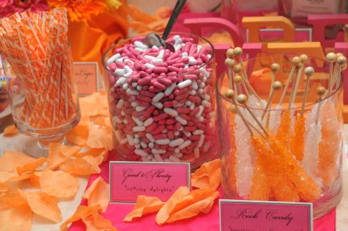 Portfolio image for Candy Buffets by CW distinctive DESIGNS