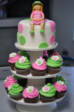 Portfolio image for Brittany's Cake World