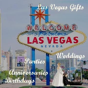 Portfolio image for Las Vegas Gifts - We cater to the Bride