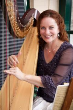 Portfolio image for Theresa Tremmel, Indianapolis, Harp and Keyboard