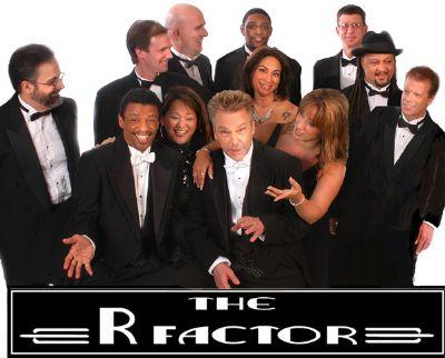 Portfolio image for The R Factor Formerly Rupert's Orchestra