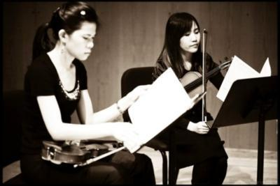 Portfolio image for The Zene String Quartet