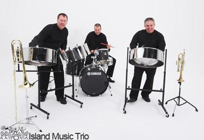 Portfolio image for Island Music Trio