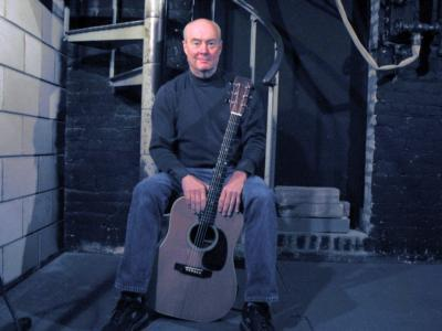 Portfolio image for Ed Hall, National Fingerstyle Guitar Champion