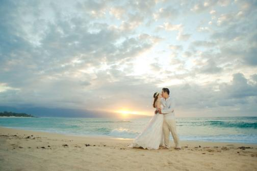 Portfolio image for Simple Maui Wedding