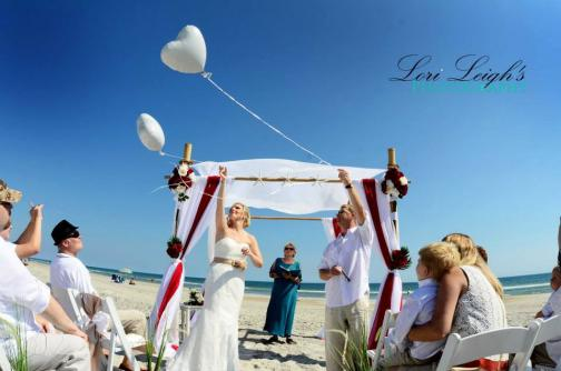 Portfolio image for Sweetwater Bamboo Beach Wedding Events