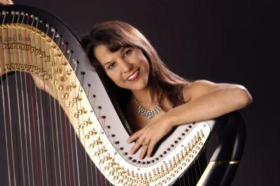 Portfolio image for Harpist, Heather Cullins