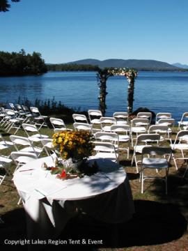 ... Portfolio image for Lakes Region Tent u0026 Event ... & Lakes Region Tent u0026 Event on OneWed