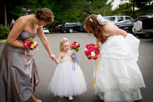 Portfolio image for Flowergirls Weddings