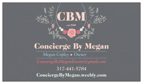 Portfolio image for Concierge By Megan