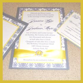 Invitations & Stationery in Portland, OR: Platinum Designs