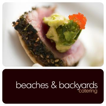 Catering in Hawaii: Beaches & Backyards Catering