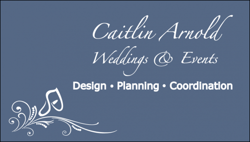 Portfolio image for Caitlin Arnold Weddings and Events