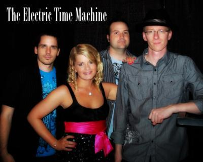 Portfolio image for The Electric Time Machine