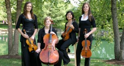 Portfolio image for The Keough String Quartet