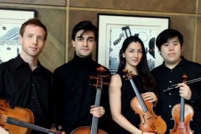 Portfolio image for Rhapsody String Quartet