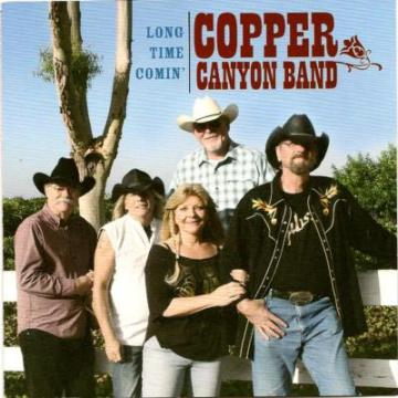 Portfolio image for The Copper Canyon Band