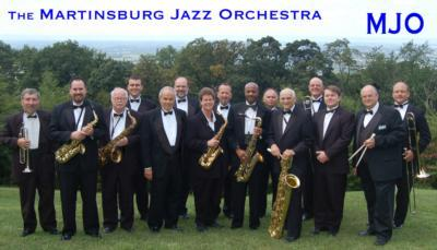 Portfolio image for Martinsburg Jazz Orchestra