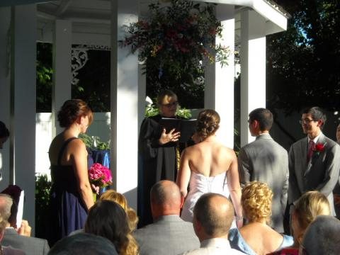 Portfolio image for Sherrie A.Binkley Officiant & Wedding Services