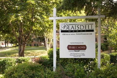 Portfolio image for Blaisdell Manor