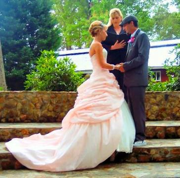 Officiants Amp Clergy In Taylors SC Danielle M Baker Wedding Officiant Ordained Minister