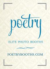 Photographers in Los Angeles, CA: Poetry Photo Booths