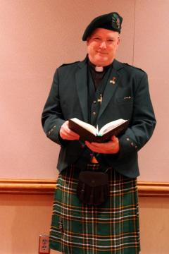 Portfolio image for Kilted Clergy Celtic Weddings & More