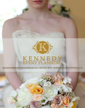 Portfolio image for Kennedy Event Planning