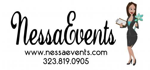 Portfolio image for NessaEvents