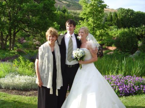 Portfolio image for Utah Vows