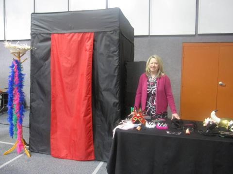 Portfolio image for Peek-A-Booth Photo Booth Rental of Central KY