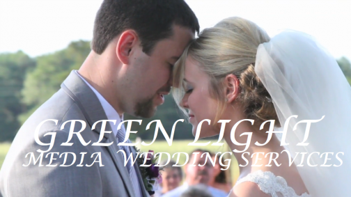 Portfolio image for Green Light Media Wedding Services
