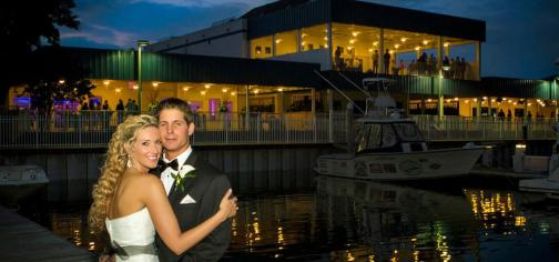 Wedding Venues in Virginia Beach, VA: The Yacht Club at Marina Shores