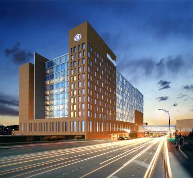 Portfolio image for Hilton Columbus Downtown