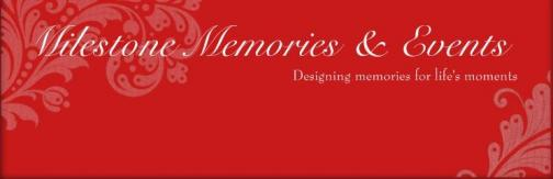 Portfolio image for Milestone Memories and Events